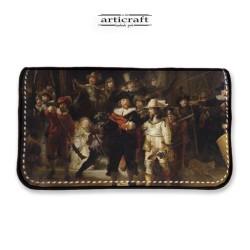 """Καπνοθήκη """"Νυχτερινή περίπολος - Rembrandt"""" (A1060)"""
