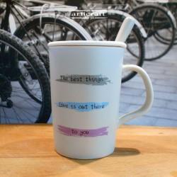 """Ceramic Mug 350ml """"Best..."""
