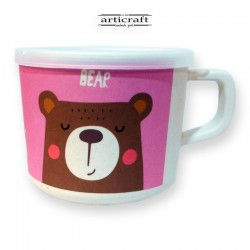 """Bamboo Kid Mug """"Bear"""" (G236)"""