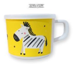 "Bamboo Kid Mug ""Zebra"" (G238)"