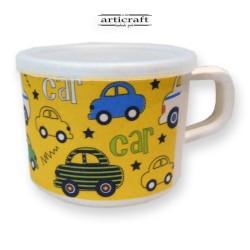 "Bamboo Kid Mug ""Cars"" (G242)"