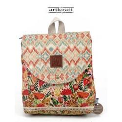 Μικρή backpack LazyDayz APHRODITE BLOOMING GARDEN (T130)