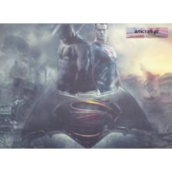 Καπνοθήκη Batman vs Superman (Α263) - Λεπτομέρεια εκτύπωσης.
