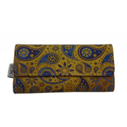 "Tobacco pouch Papyrus Load ""Paisley"" (Α410)"