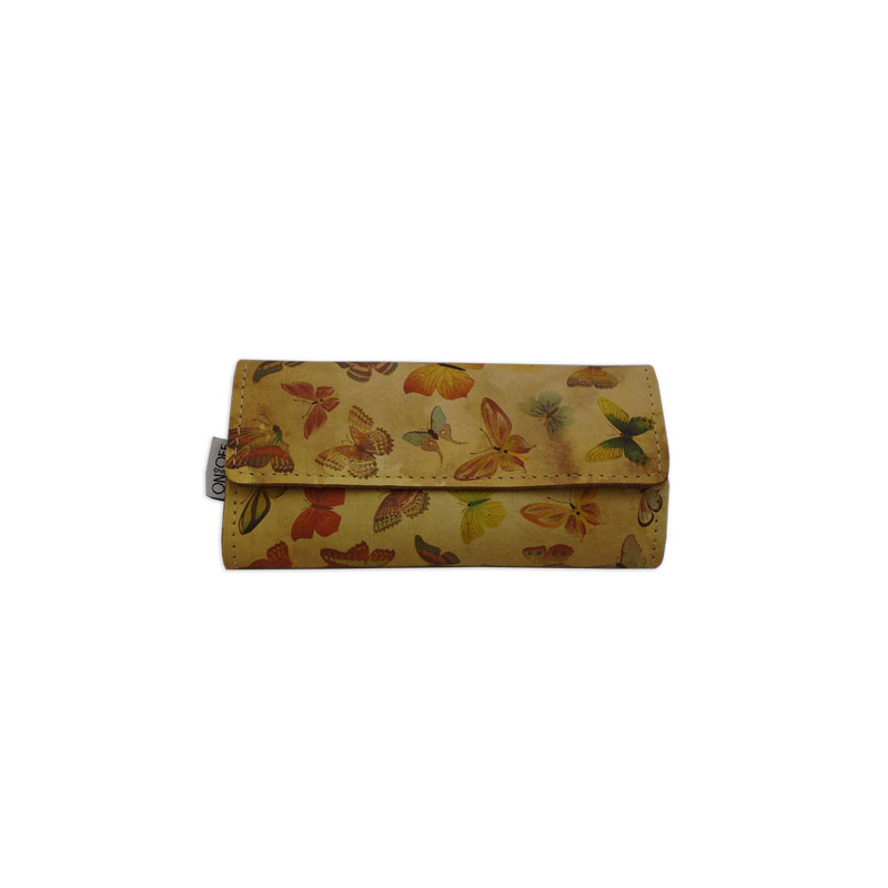 """Tobacco pouch Papyrus Load """"Butterflies"""" (Α412)"""