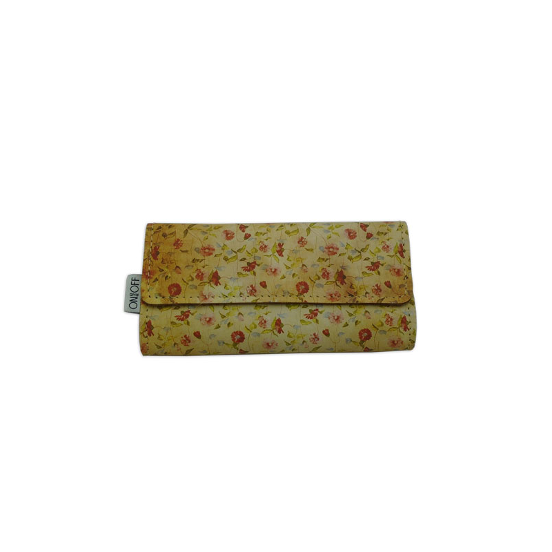 "Tobacco pouch Papyrus Load ""Flowers"" (Α413)"