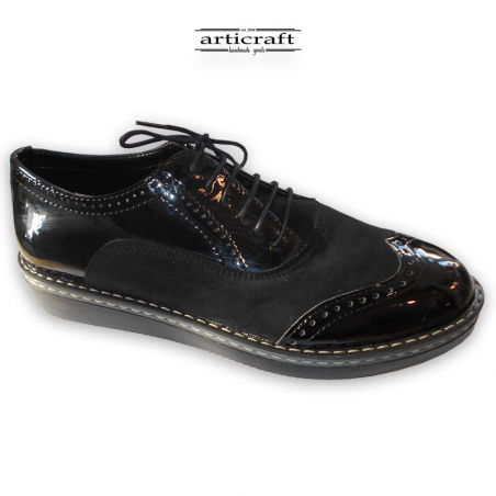 Δετό παπούτσι τύπου Oxford (Α429)