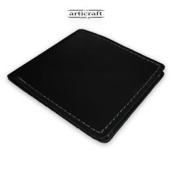 Ανδρικό δερμάτινο χειροποίητο πορτοφόλι  (Α431)