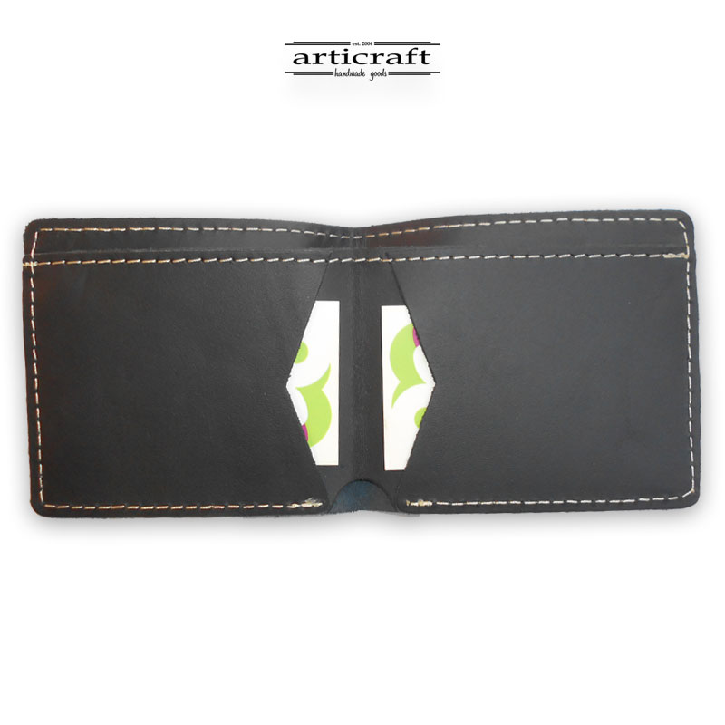 Leather coin wallet (Α364)