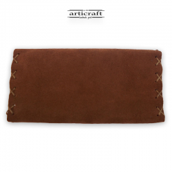 Leather tobacco pouch classic size (Α447)