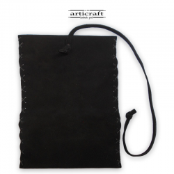 Leather tobacco pouch classic size (Α458)