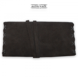 Leather tobacco pouch classic size (Α462)