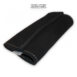 Leather tobacco pouch classic size (Α468)