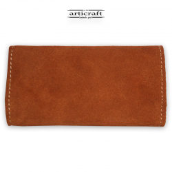 Leather tobacco pouch classic size (Α469)