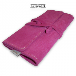 Leather tobacco pouch classic size (Α485)