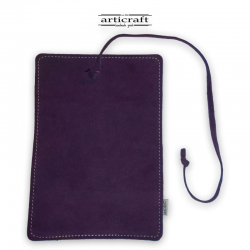 Leather tobacco pouch classic size (Α491)