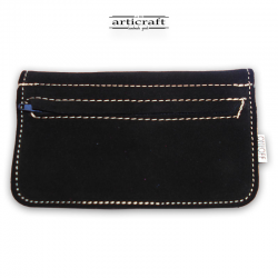 Leather tobacco pouch (Α408)