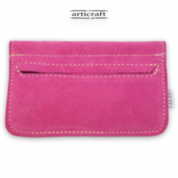Leather tobacco pouch (A406)