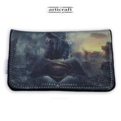Καπνοθήκη Batman vs Superman (Α263) - Μπροστινή όψη.