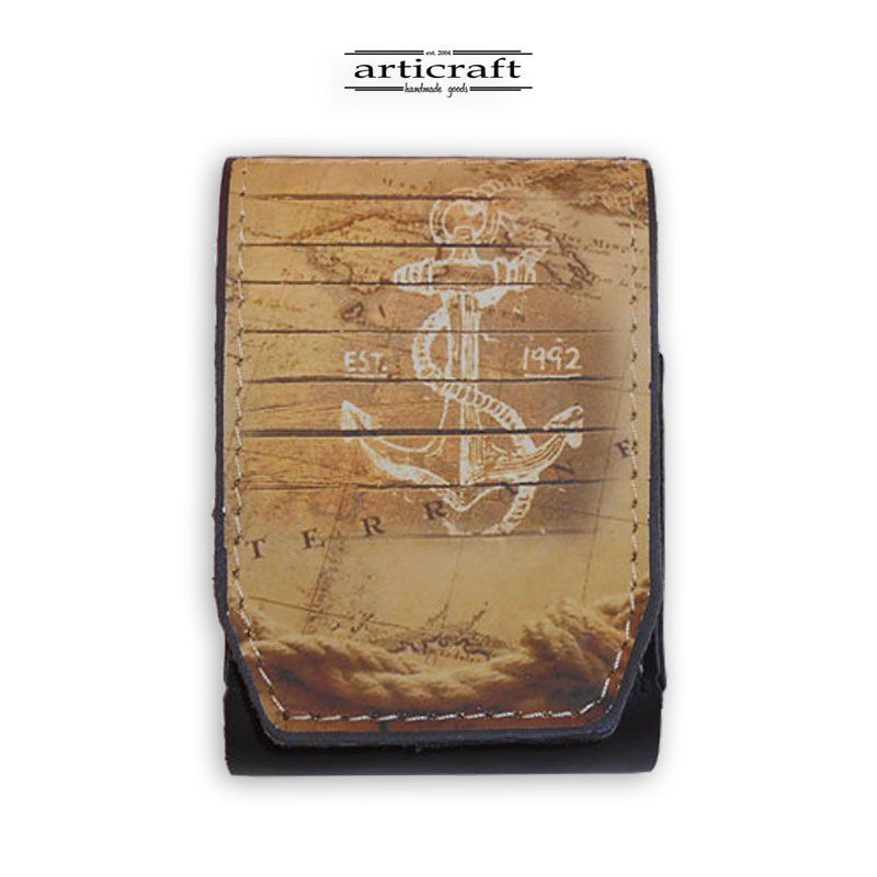 "Cigarette case ""Anchor"" (A359)"