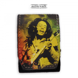 """Cigarette case """"Bob Marley"""" (A523)"""