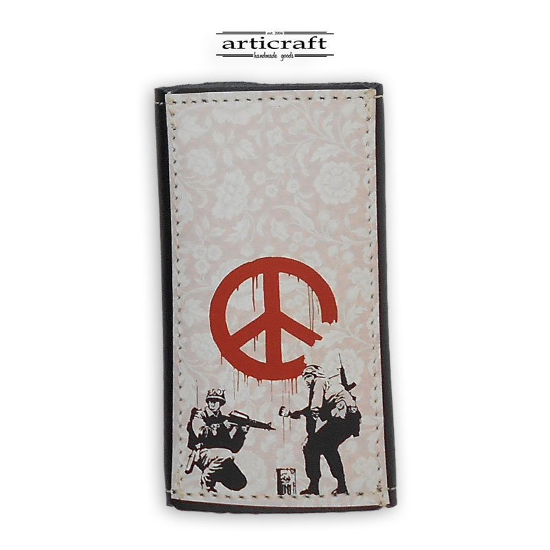 "Keyholder ""Banksy - Soldiers Painting Peace"" (Α543)"