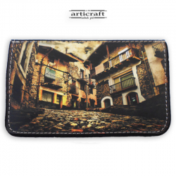 """Tobacco pouch """"Old town"""" (Α583)"""