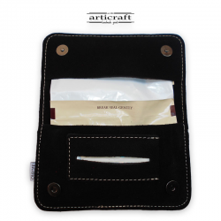 "Tobacco pouch ""Small houses"" (Α586)"