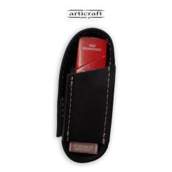 """Cigarette case """"Hearts"""" (A598)"""