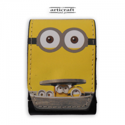 "Cigarette case ""Minion"" (A599)"