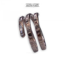 Δαχτυλίδι σπιράλ (Ε009)