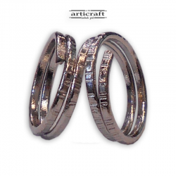 Δαχτυλίδι σπιράλ (Ε012)
