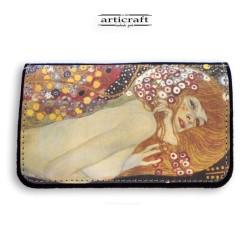 """Καπνοθήκη """"Klimt's Girl"""" (Α481)"""