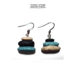 Earrings Pubbles (AR042)