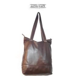 Tote bag brown (T085)