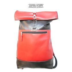 Δερμάτινη τσάντα backpack  (Τ108)