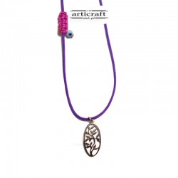 Silver necklace Tree (Ε224)