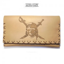 "Tobacco pouch ""Pirate"" (Α766)"