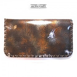 Leather tobacco pouch large...