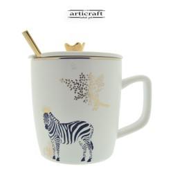 Cup Zebra (G011)