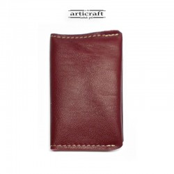 Cardholder dark red (Α798)