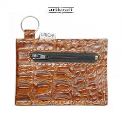Small leather wallet (Α804)
