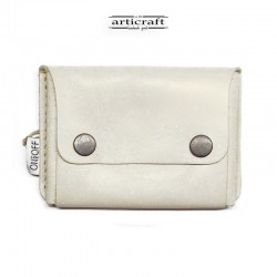 Card holder off white (Α822)