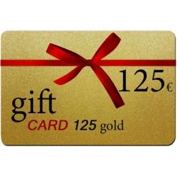 Δωροκάρτα Gift Card 125 Gold