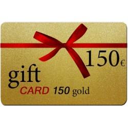 Δωροκάρτα Gift Card 150 Gold