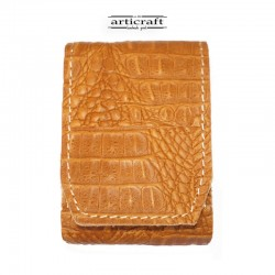 Cigarette leather case (A849)