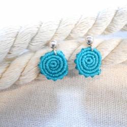 Makrame Earrings Small...