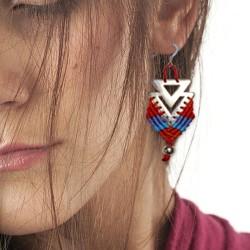Makrame Earrings (AR091)
