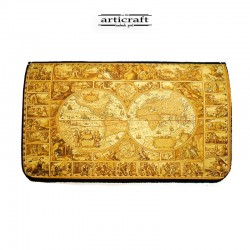 "Tobacco pouch ""Old Map"" (Α857)"