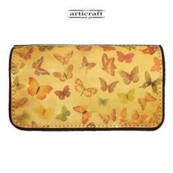 "Tobacco pouch ""Butterflies""..."